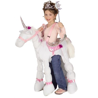Ride a Unicorn Child Costume