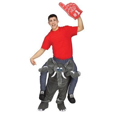 Ride an Elephant Adult Costume