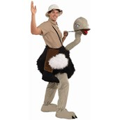 Ride an Ostrich Adult Costume
