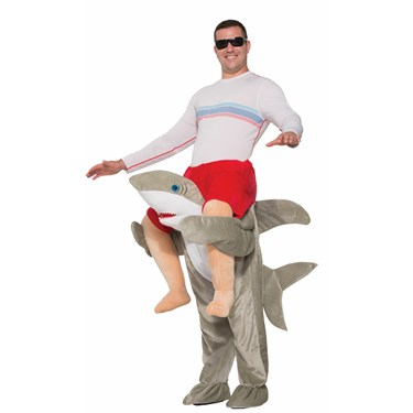 Ride On Shark Adult Costume
