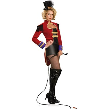 Ring Mistress Adult Costume