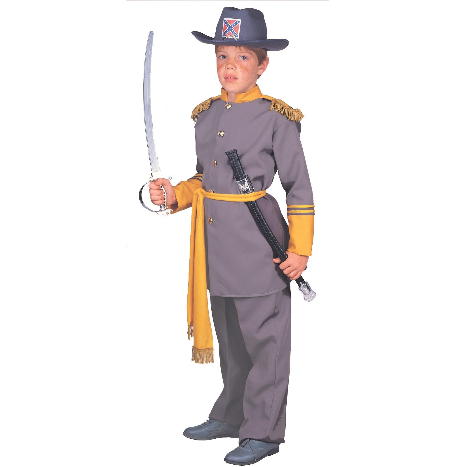 Robert E. Lee Child Costume | BuyCostumes.com