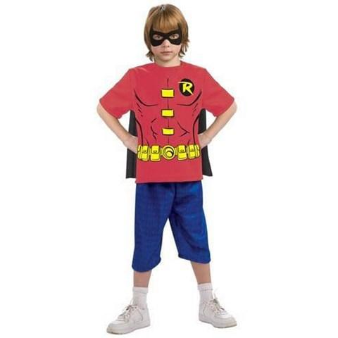 Robin Child Costume Kit