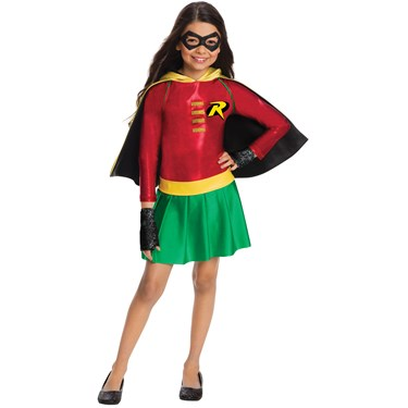 Robin Dress Child Costume
