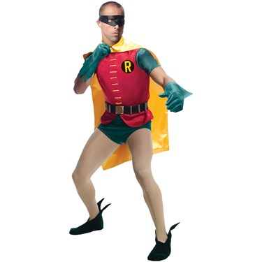 Robin Grand Heritage Adult Costume