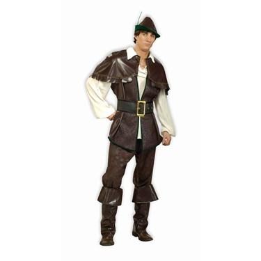 Robin Hood Deluxe Adult Costume