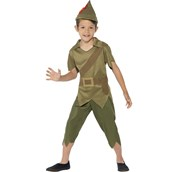 Robin Hood Or Peter Pan Costume Kids
