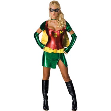 Robin Sexy Adult Costume
