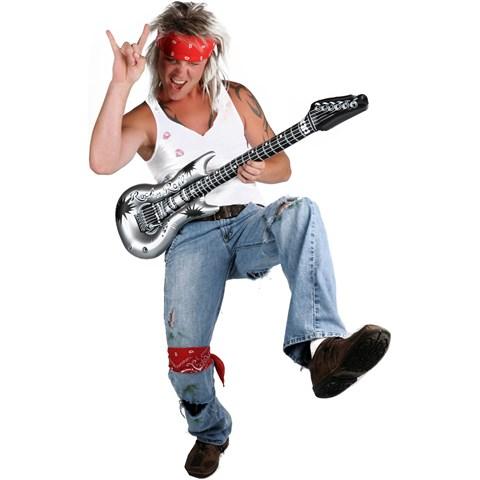 Rockstar of Love Adult Costume Kit