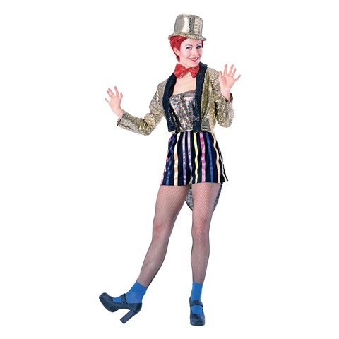Rocky Horror Picture Show-Columbia  Adult Costume