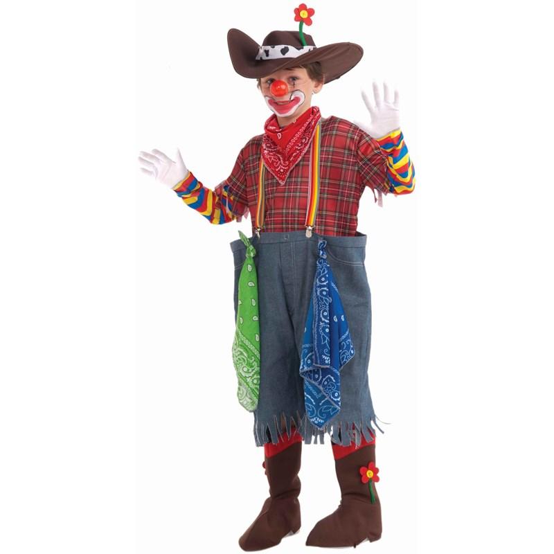 Rodeo clowns makeup