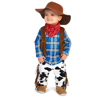 Rodeo Cowboy Infant Costume