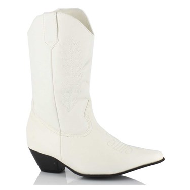 Rodeo (White) Child Boots
