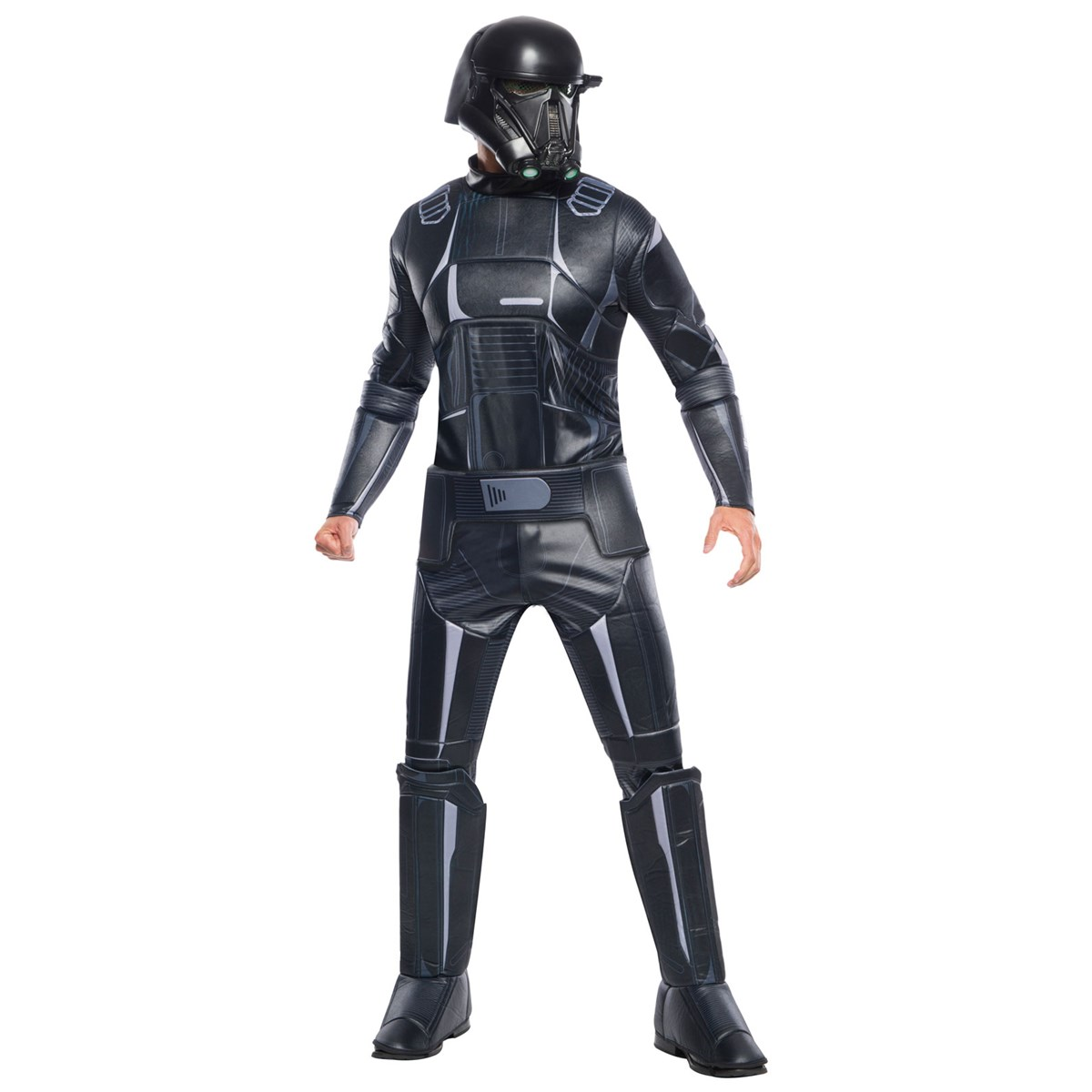 Rogue One: A Star Wars Story - Death Trooper Deluxe Adult Costume ...