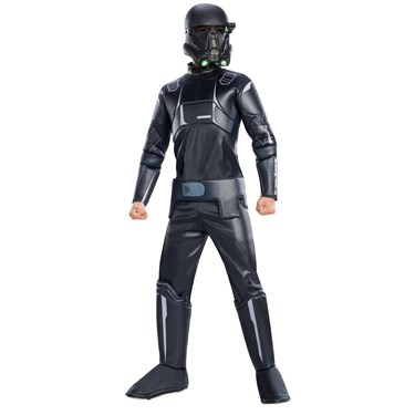 Rogue One: A Star Wars Story - Death Trooper Deluxe Child Costume