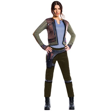 Rogue One: A Star Wars Story - Jyn Erso Deluxe Women's Adult Costume