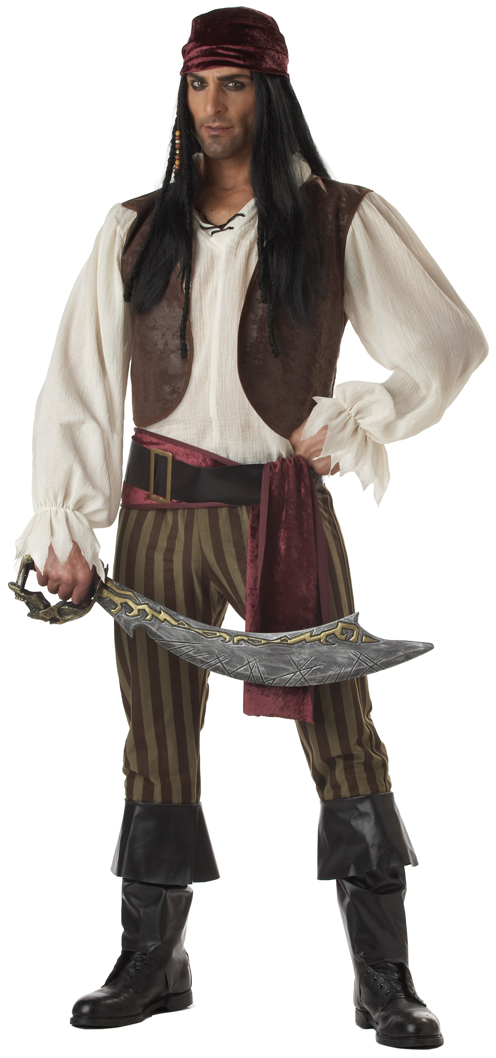 rogue pirate adult costume buycostumescom - Pirate Halloween Costume For Women
