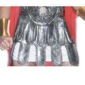 Roman Armour Skirt Adult (Rubber)