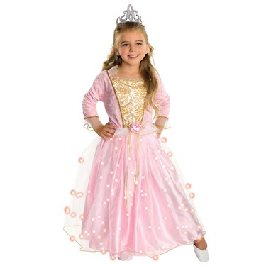 Rose Princess Child Costume