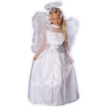 Rosebud Angel Child Costume