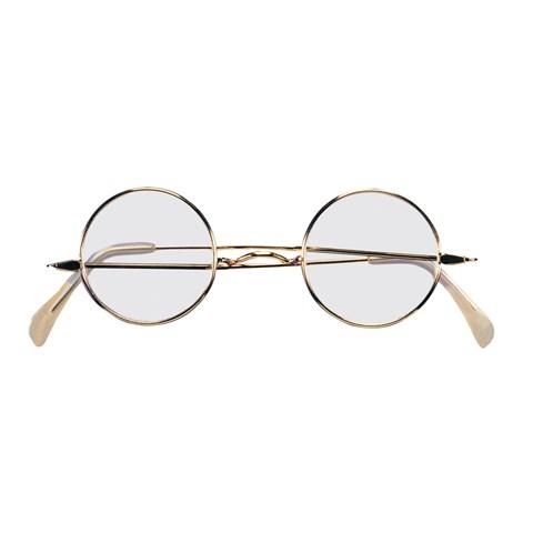 Round Santa Glasses