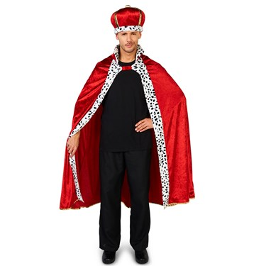 Royal Majesty King Adult Costume