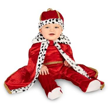 Royal Majesty King Infant Costume