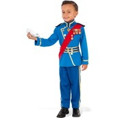 Royal Prince Child Costume