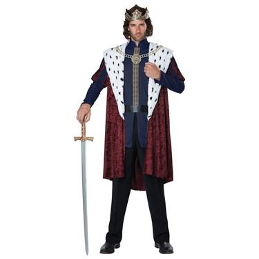 Royal Storybook King Adult Costume