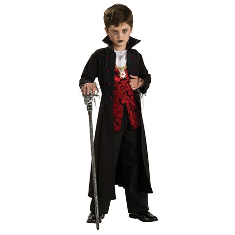Royal Vampire Child Costume