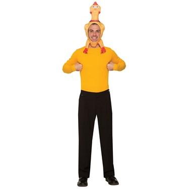 Rubber Chicken Hat