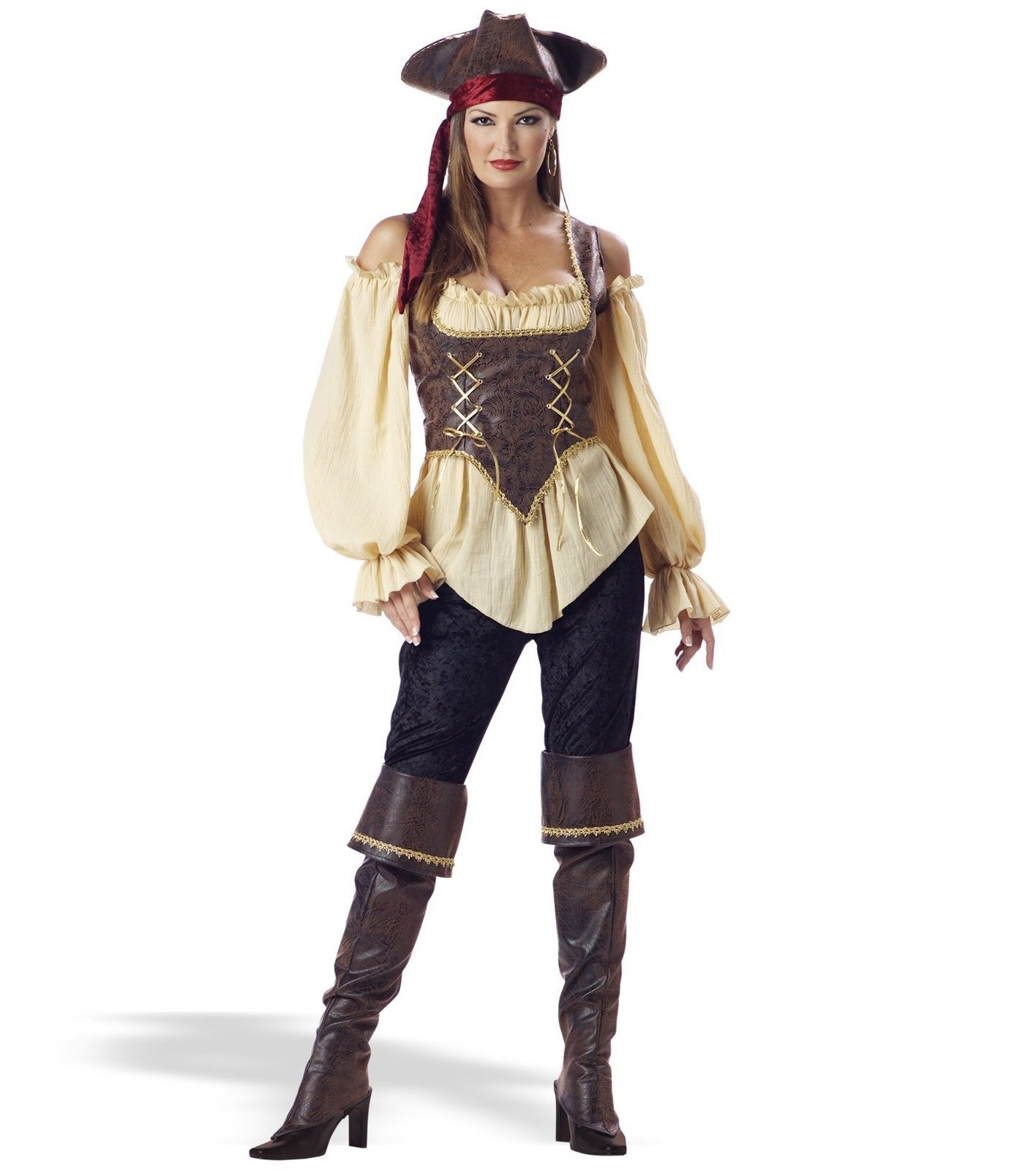 its no secret that captain jack sparrow is one of the all time popular pirate costumes for men pirates of the caribbean costumes have been huge ever since - Halloween Pirate Costume Ideas