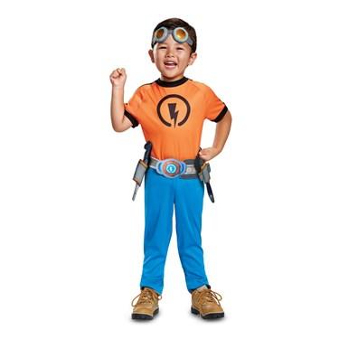 Rusty Rivets  Rusty Classic Toddler Costume