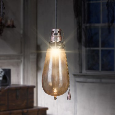 Rusty Shortcut Circuit Attic Light