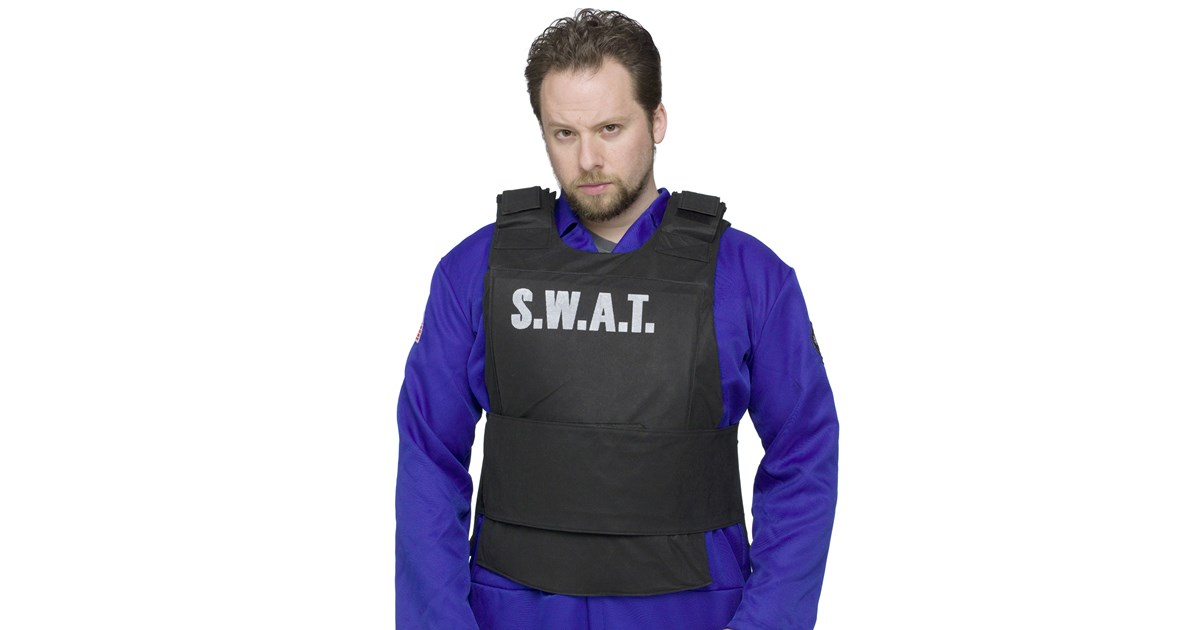 Adult costume s.w.a.t