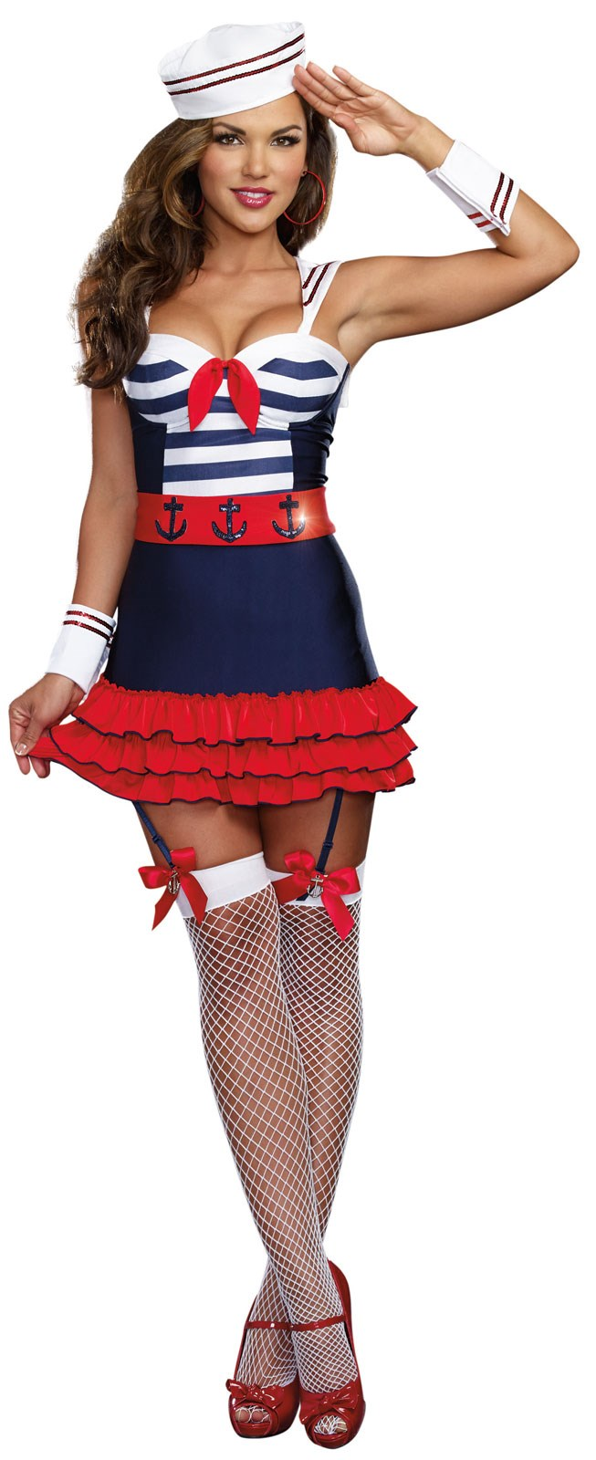 Sailors Delight Costume For Adults