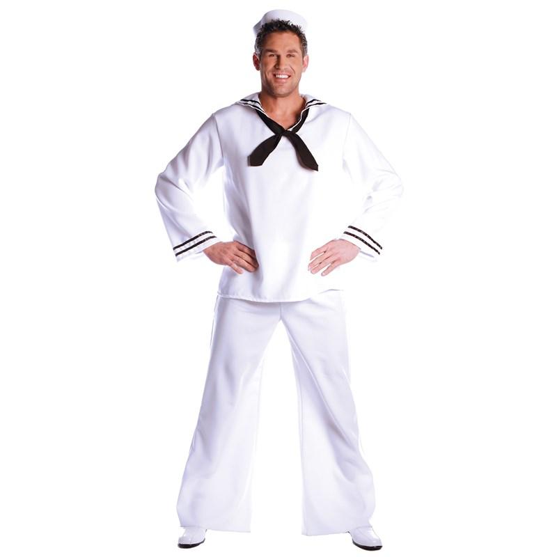 Sailor Uniform - Mens Costume $19.97 AT vintagedancer.com