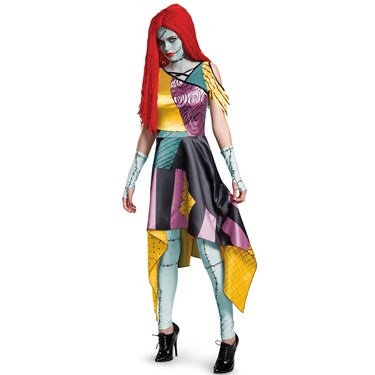 Sally Prestige Adult Costume