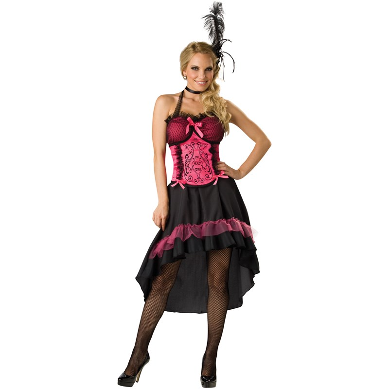Saloon Gal Adult Costume $39.99 AT vintagedancer.com