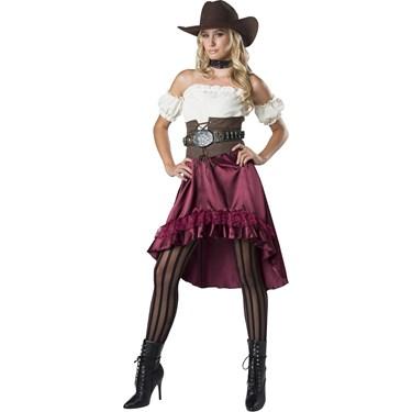 Saloon Gal Women's Costume