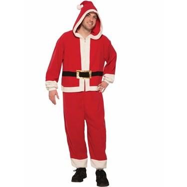 Santa Adult Onesie