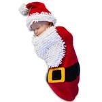 Santa Baby Newborn Costume