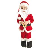 Santa Boy Costume