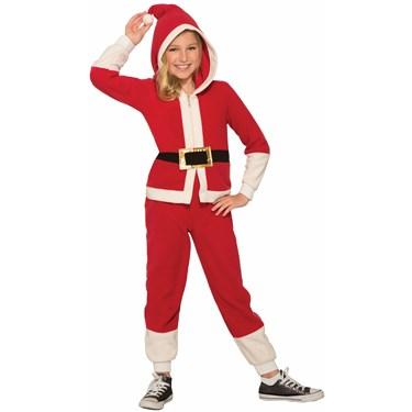 Santa Child Jumper