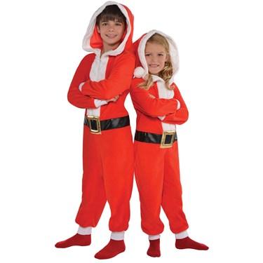 Santa Zipster Child