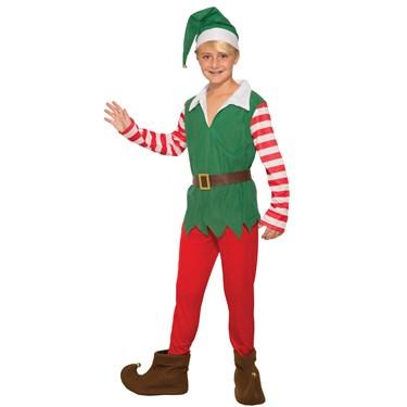 Santa's Helper Child Costume