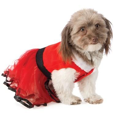 Santa's Sweetie Pet Costume