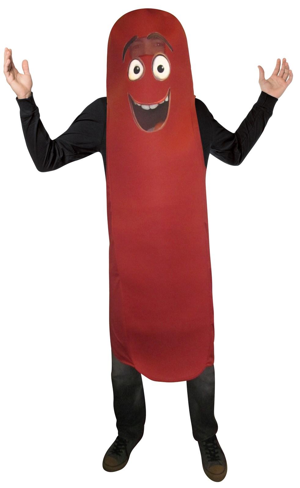 Sausage Party Movie - Frank Sausage Adult Costume | BuyCostumes.com