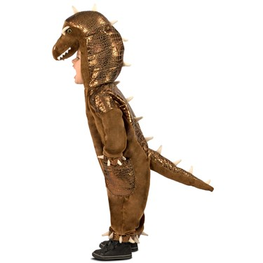 Scaly the Plated Dragon Child Costume