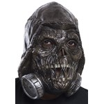 Scarecrow 3/4 Vinyl Mask For Adults